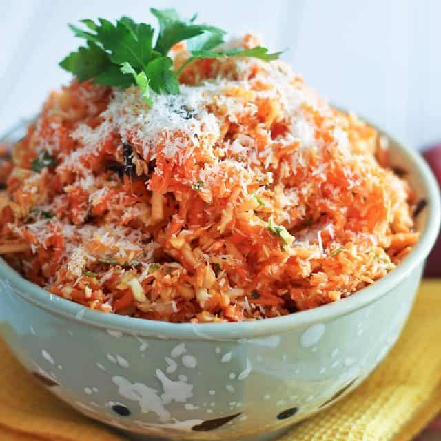 Loaded Carrot Salad
