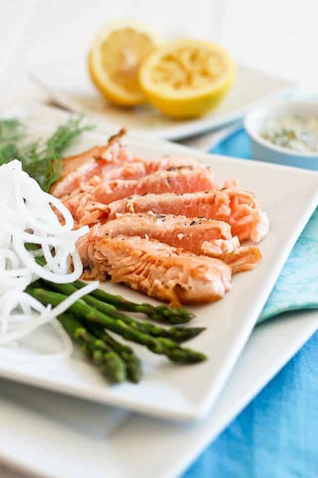 Salmon Tataki | by Sonia! The Healthy Foodie