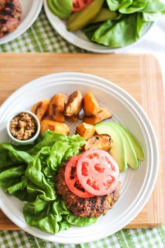 Bunless Burger | by Sonia! The Healthy Foodie