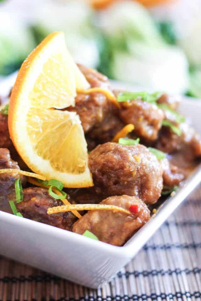 Spicy Orange Beef | by Sonia! The Healthy Foodie