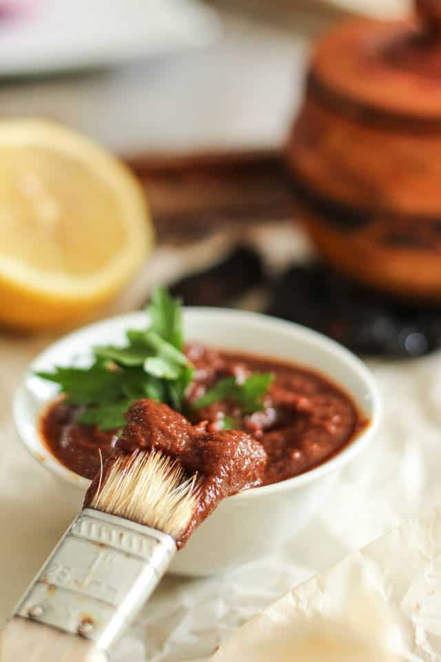 Paleo BBQ Sauce   by Sonia! The Healthy Foodie