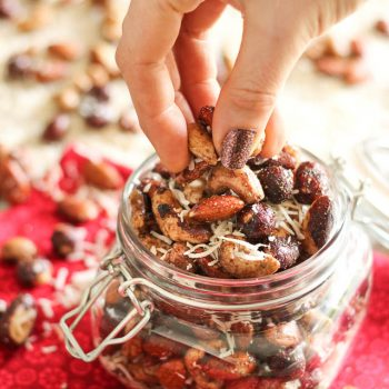 I'm back and I've got some Chai Maple Coco-Nut Mix for you!