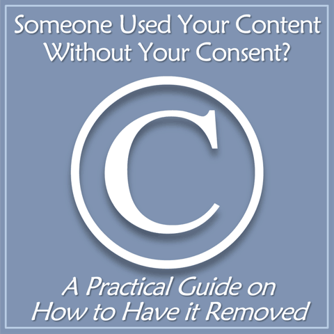 Copyright Infringement Claim - A Practical How-To Guide by Sonia! The Healthy Foodie