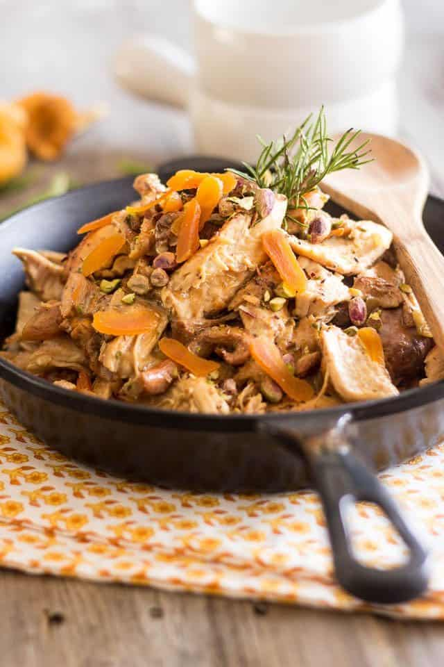 Chicken With Chanterelles And Pearl Onions Recipe — Dishmaps