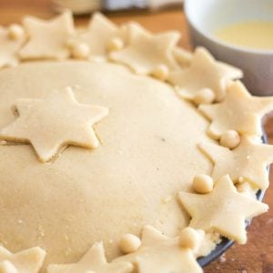 Paleo Pie Crust | by Sonia! The Healthy Foodie