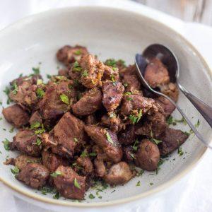 Star Anise Braised Pork Stew