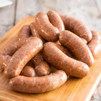 Homemade Hot Italian Sausage – All of the flavor, none of the fillers!