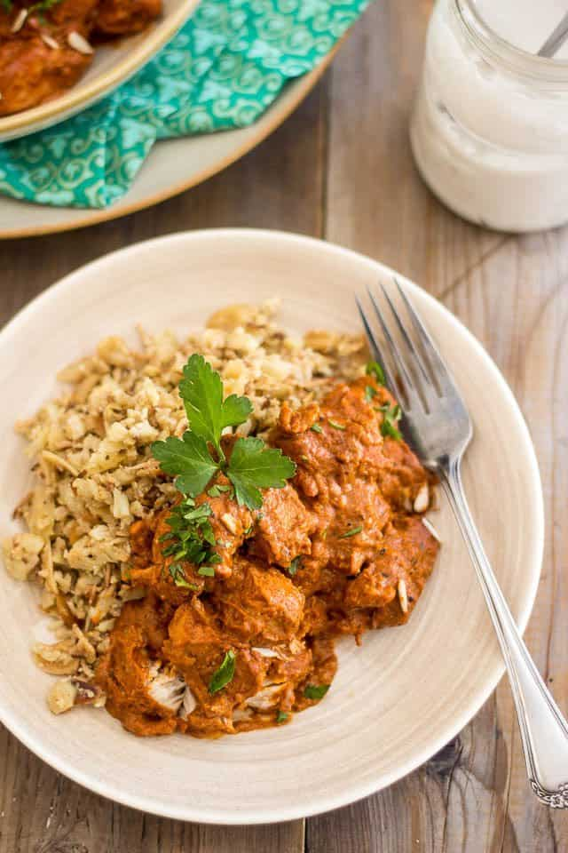 West African Chicken Stew - A Recipe Right Out of Well Fed 2 • The ...