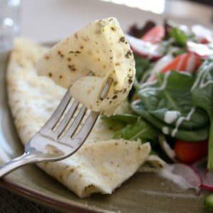 Simple Egg White Omelet