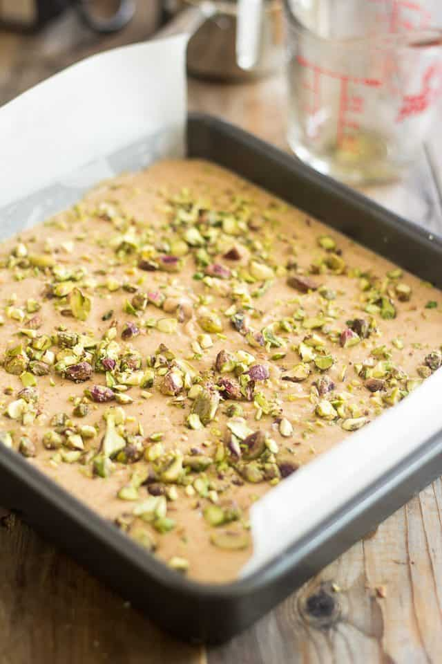 Almond Pistachio Fat Bombs   thehealthyfoodie.com
