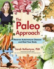The Paleo Approach - by Sarah Ballantyne