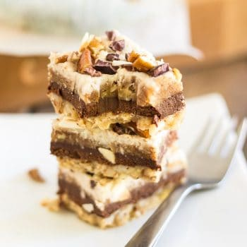 Layered Choconut Bars