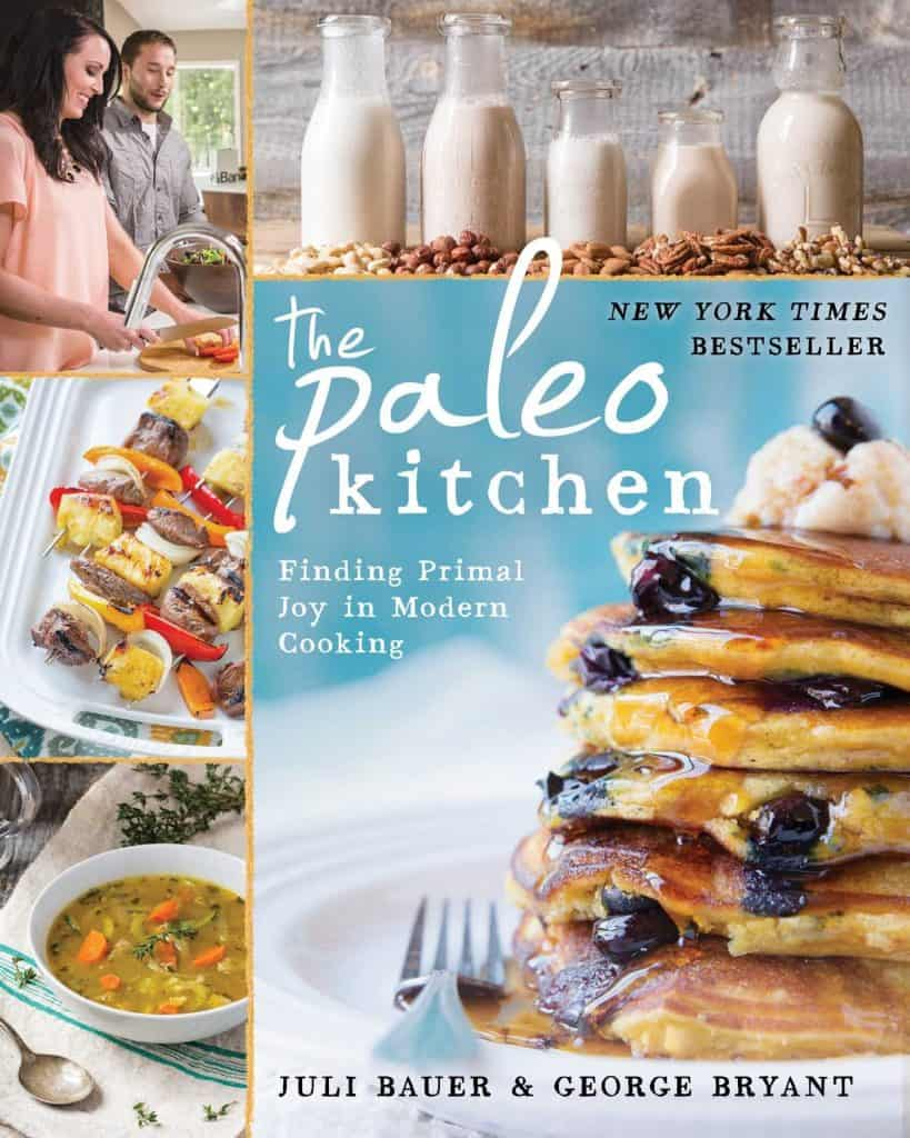 The Paleo Kitchen Cover