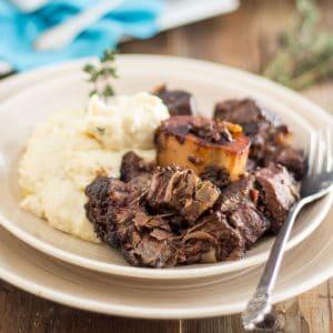 Osso Bucco aka Braised Beef Shanks