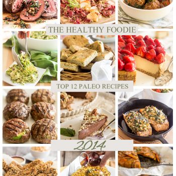 Top 12 Paleo Recipes Picks 2014