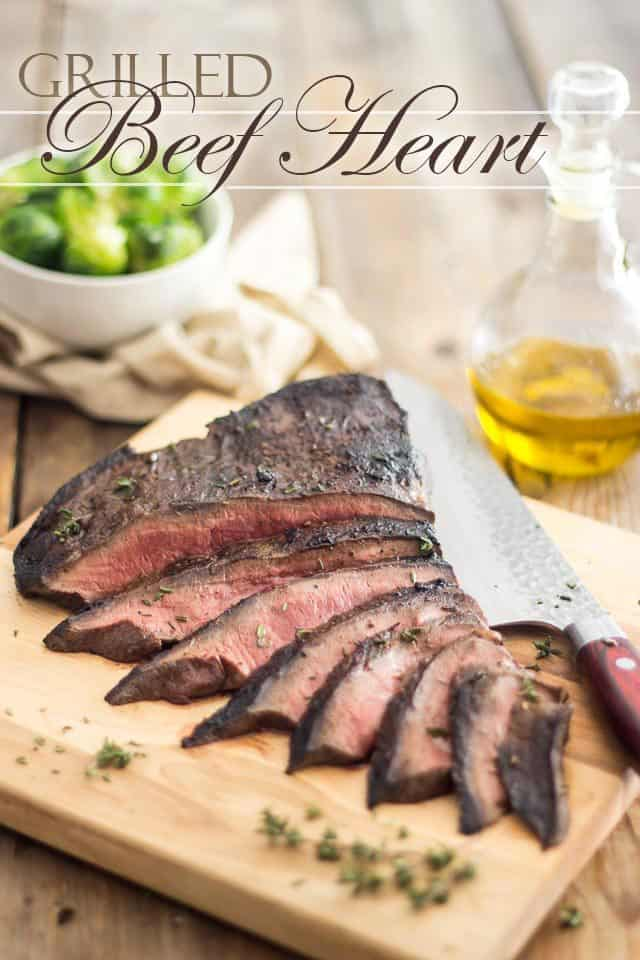 Grilled Heart Recipe — Dishmaps