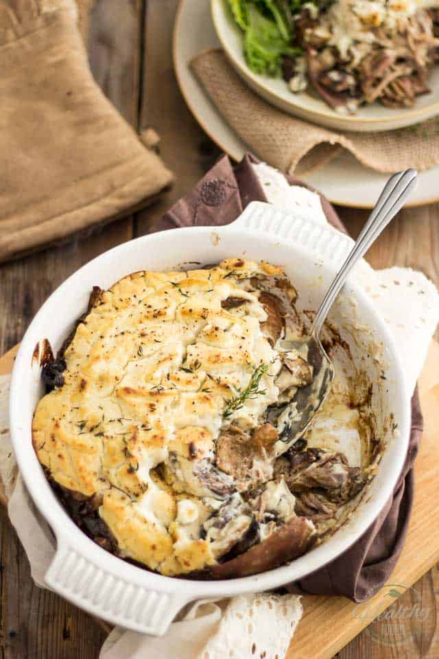 Earthy Shepherds Pie | TheHealthyFoodie.com
