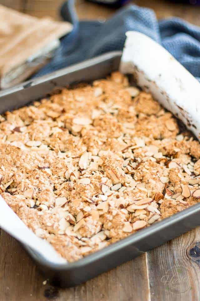 Paleo Date Squares   thehealthyfoodie.com
