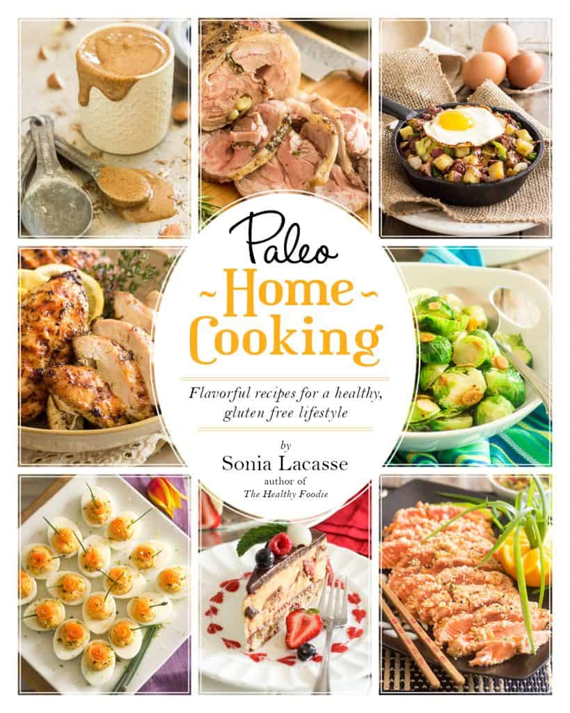 Paleo Home Cooking | thehealthyfoodie.com