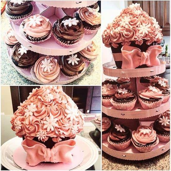 Giant Cupcake - Matilde