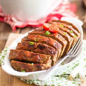 Stupid Easy Meatloaf