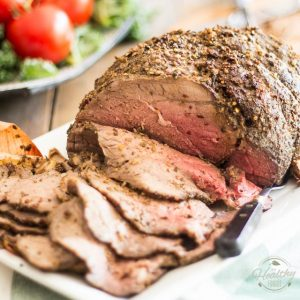 Perfect Sirloin Beef Roast