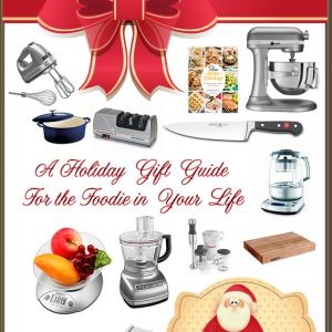 Holiday Gift Guide | thehealthyfoodie.com
