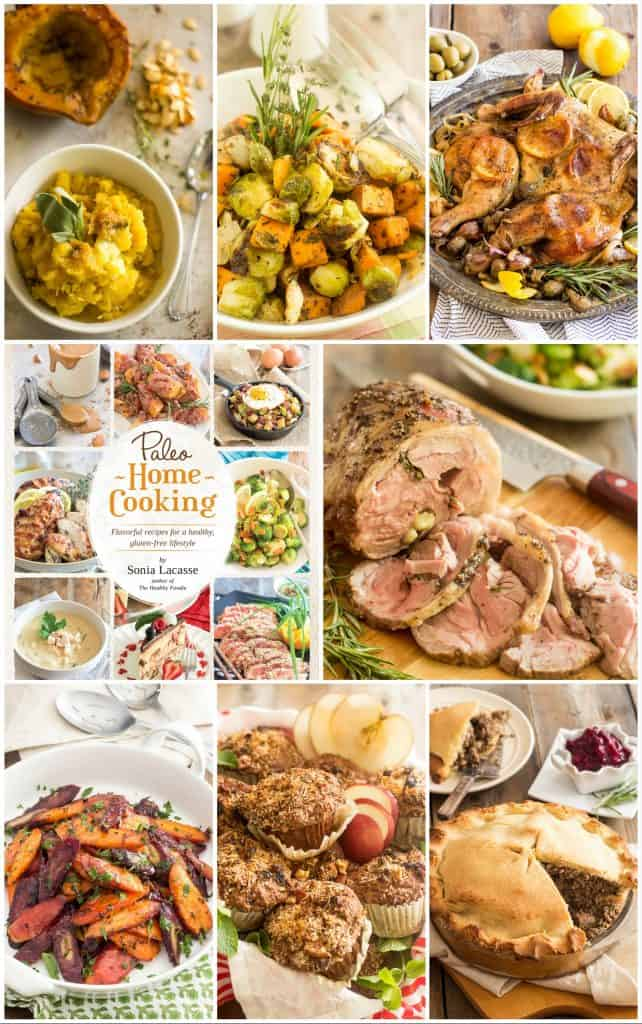 Paleo Home Cooking Recipes | thehealthyfoodie.com