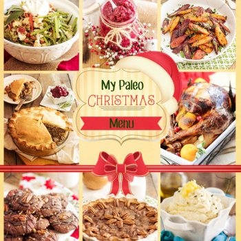 On my Paleo Christmas Menu this year…
