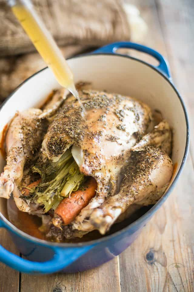 Oct 09,  · Dutch Oven Grecian Chicken is a simple, easy, and crazy delicious whole roasted greek chicken full of lemon, garlic, and oregano flavor! While my brother in law was in town recently, he tried to make as many meals with the family as he could fit in.5/5(3).