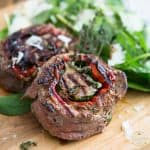 Beef Pinwheels | thehealthyfoodie.com