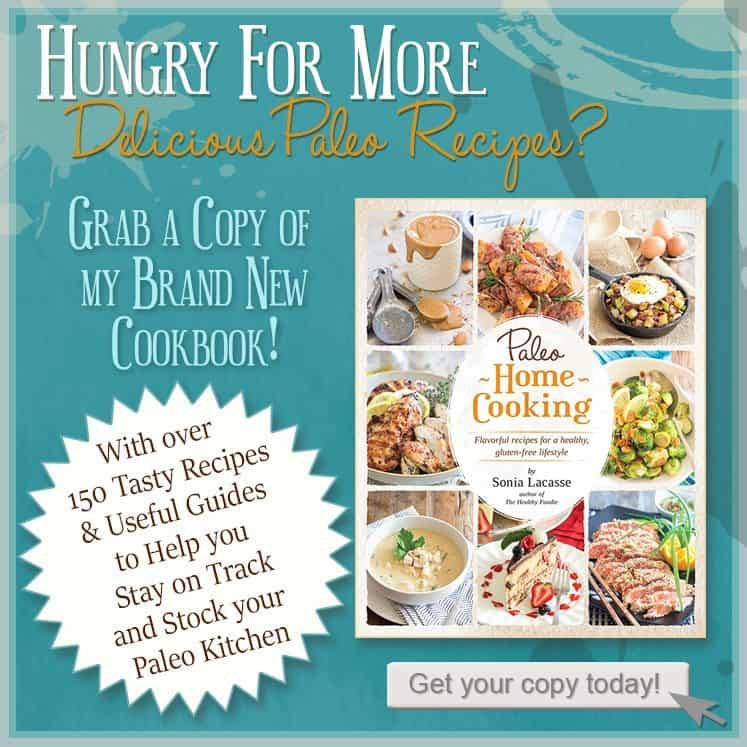 Grab Your Copy of Paleo Home Cooking Today