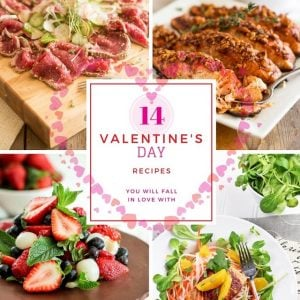 Valentines Day Healthy Recipe Roundup