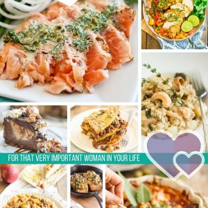 Mothers Day Recipe Roundup | thehealthyfoodie.com