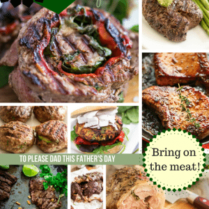 Bring On The Meat! – 20 Manly Recipes To Please Dad On Father's Day