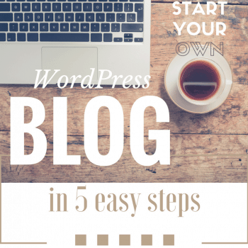 Start your own WordPress Blog