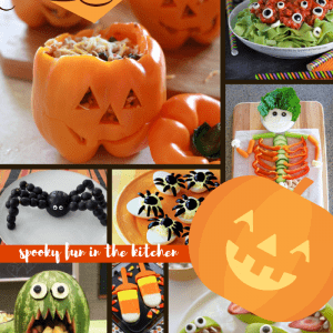 Healthy Halloween Recipe Ideas