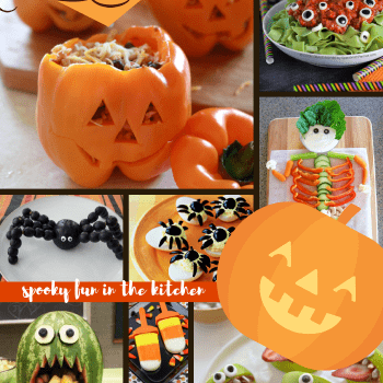 Healthy Halloween Recipe Ideas