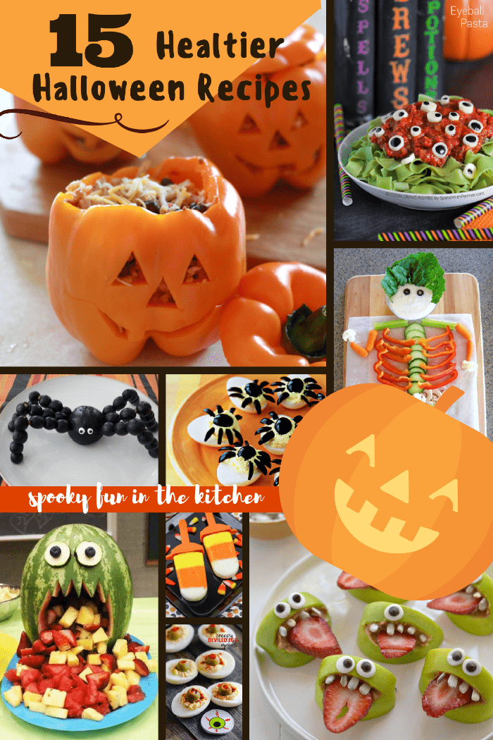 healthy halloween recipe ideas - Halloween Healthy Food