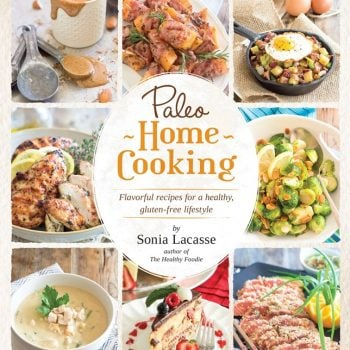 Paleo Home Cooking Cover Thehealthyfoo