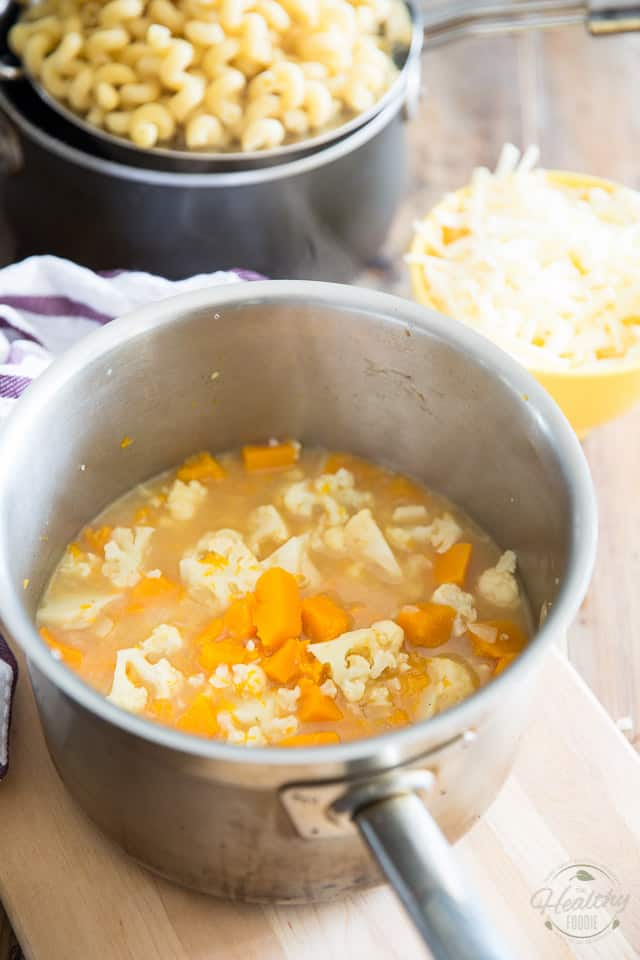 Butternut Squash Mac 'N Cheese by Sonia! The Healthy Foodie | Recipe on thehealthyfoodie.com
