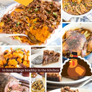 Thanksgiving Recipe Roundup - The Healthy Foodie