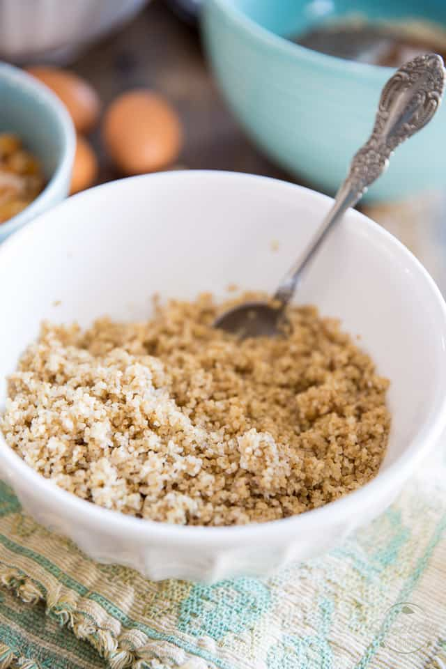 Apricot Bulgur Muffins by Sonia! The Healthy Foodie | Recipe on thehealthyfoodie.com