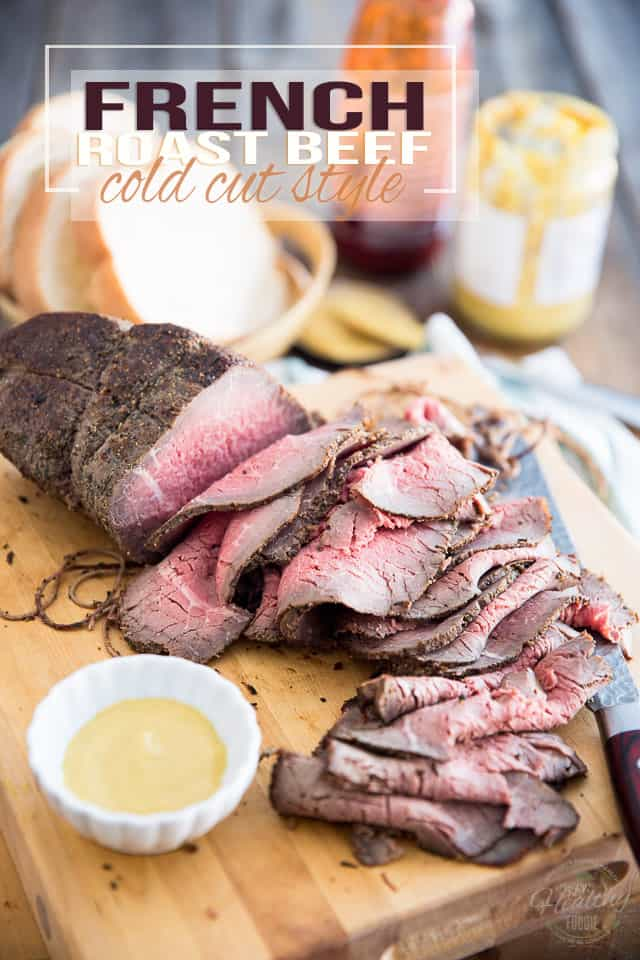 never go for those super salty and unhealthy store-bought cold cuts ever again!