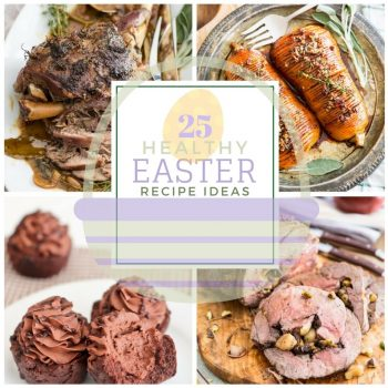 Easter Menu Recipe Ideas