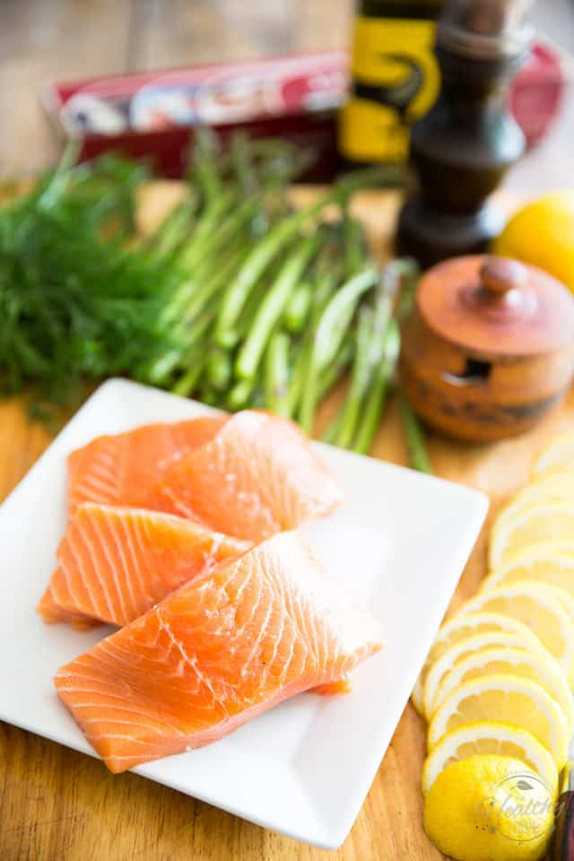 Parchment Paper Baked Salmon by Sonia! The Healthy Foodie   Recipe on thehealthyfoodie.com