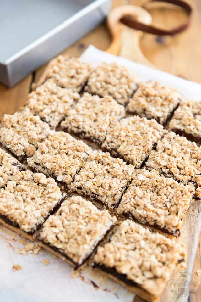 Cut the date squares into 16 individual squares