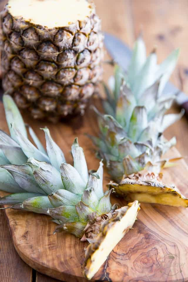Pineapple Cream Cheese Spread by Sonia! The Healthy Foodie | Recipe on thehealthyfoodie.com