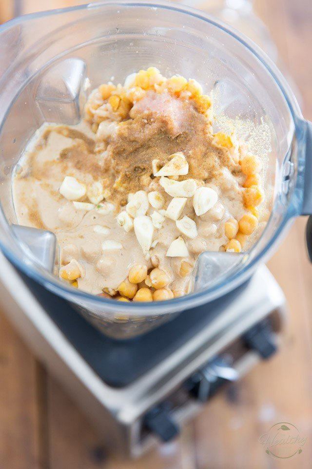 Smooth and Creamy Hummus by Sonia! The Healthy Foodie | Recipe on thehealthyfoodie.com