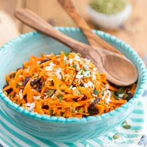 The Best Carrot Salad Ever!